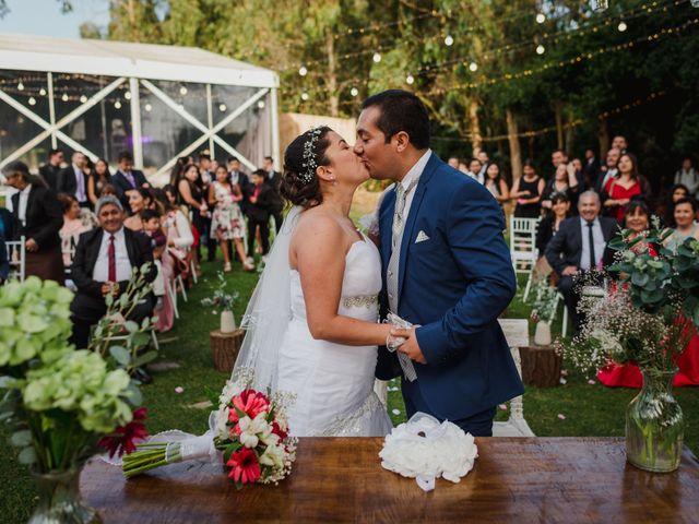 El matrimonio de David y Katherine en Concepción, Concepción 1