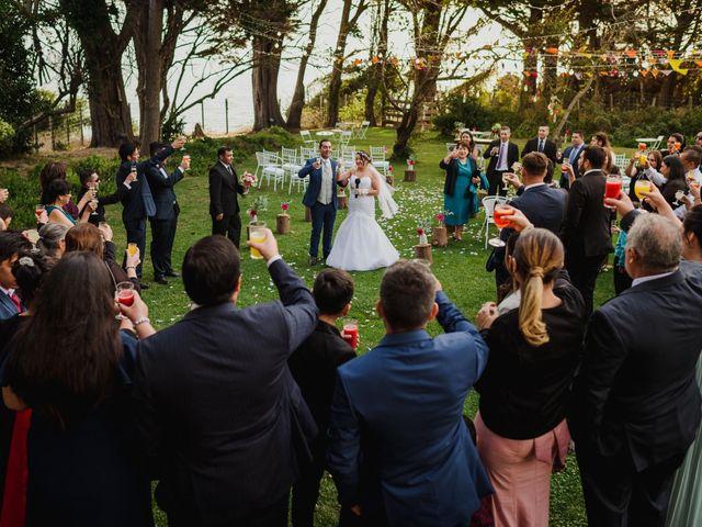 El matrimonio de David y Katherine en Concepción, Concepción 2