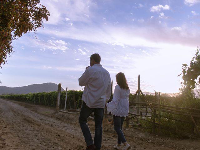 El matrimonio de Carlos y Carolina en San Vicente, Cachapoal 1