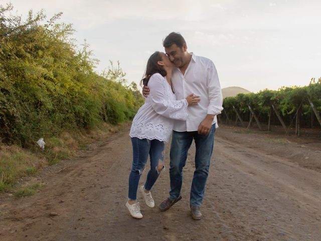 El matrimonio de Carlos y Carolina en San Vicente, Cachapoal 3