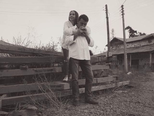 El matrimonio de Carlos y Carolina en San Vicente, Cachapoal 5