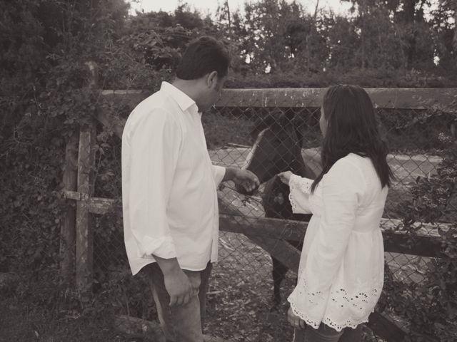 El matrimonio de Carlos y Carolina en San Vicente, Cachapoal 6