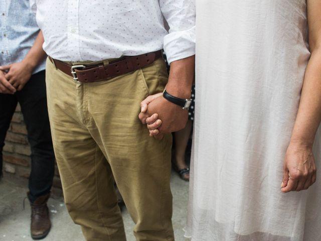 El matrimonio de Carlos y Carolina en San Vicente, Cachapoal 7