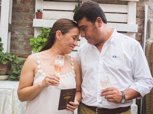 El matrimonio de Carlos y Carolina en San Vicente, Cachapoal 10