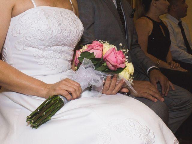 El matrimonio de Carlos y Carolina en San Vicente, Cachapoal 14