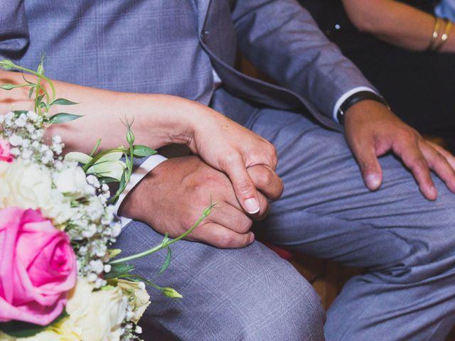 El matrimonio de Carlos y Carolina en San Vicente, Cachapoal 15