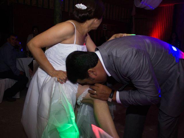 El matrimonio de Carlos y Carolina en San Vicente, Cachapoal 21
