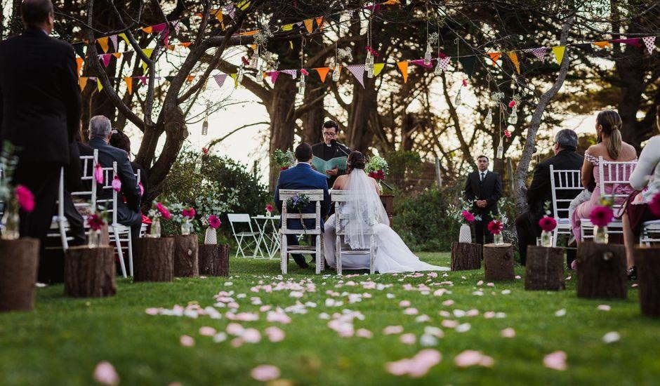 El matrimonio de David y Katherine en Concepción, Concepción