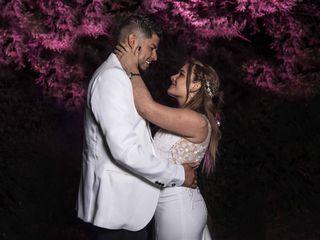 El matrimonio de Karen y Sebastián