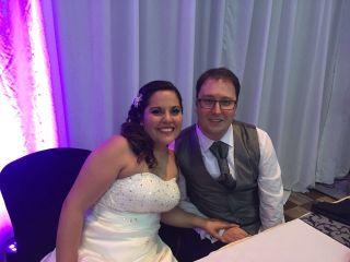 El matrimonio de Claudia   y Manuel