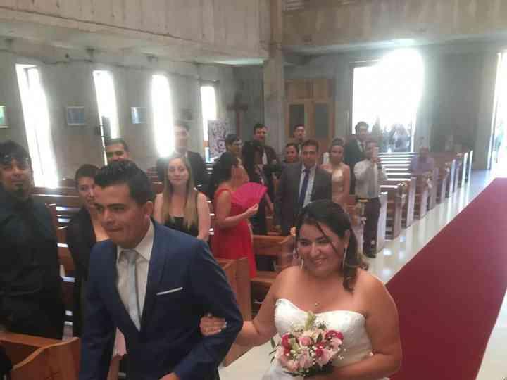 El matrimonio de Adiel  y Catalina