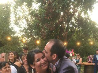 El matrimonio de Adiel  y Catalina 1