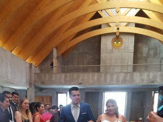 El matrimonio de Adiel  y Catalina 2