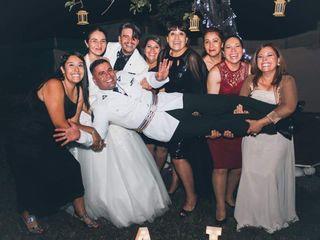 El matrimonio de Angela  y Leonardo  2