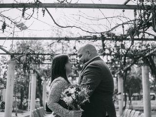 El matrimonio de Ignacio y Kelly 1
