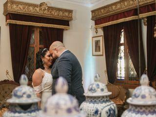 El matrimonio de Ignacio y Kelly