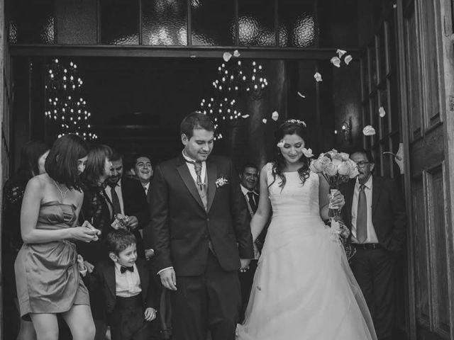 El matrimonio de Patricio y Daniela en La Serena, Elqui 6