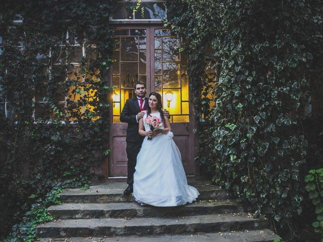 El matrimonio de Daniela y Patricio