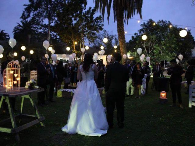 El matrimonio de Patricio y Daniela en La Serena, Elqui 49