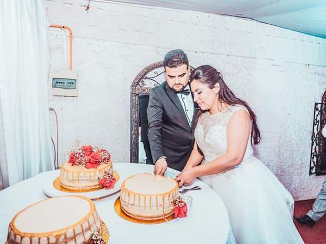 El matrimonio de Nathaly y Alejandro