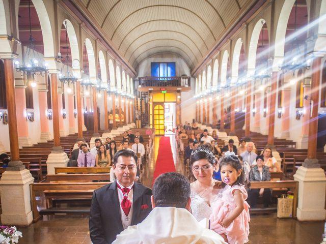 El matrimonio de Ana y Luis