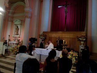 El matrimonio de Cristina  y Victor 1