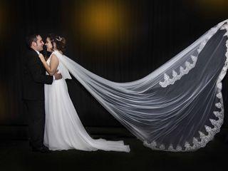 El matrimonio de Paz y Felipe