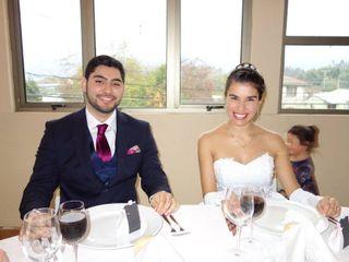 El matrimonio de Yolanda y Pablo
