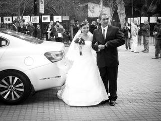 El matrimonio de Katherine y Sebastián 1