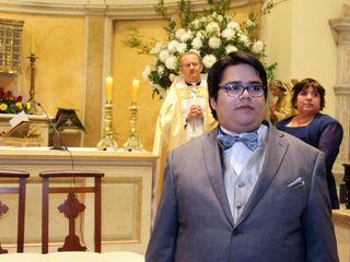 El matrimonio de Katherine y Sebastián 2