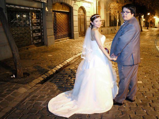 El matrimonio de Katherine y Sebastián