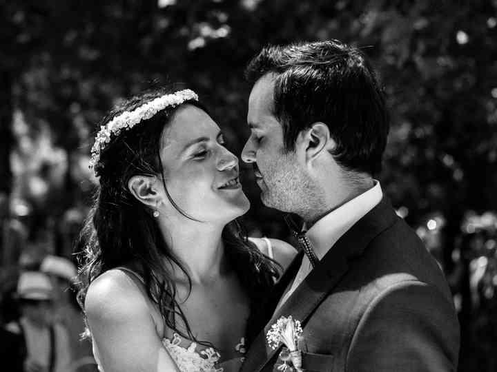 El matrimonio de Carolina y Juan Pablo