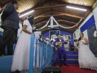 El matrimonio de Bárbara y Cristian 1