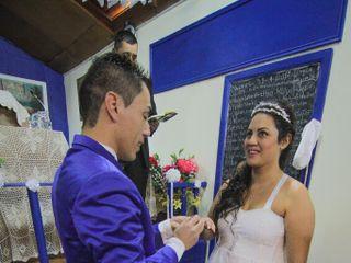 El matrimonio de Bárbara y Cristian 2