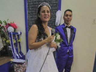 El matrimonio de Bárbara y Cristian 3