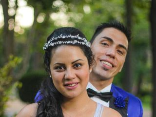 El matrimonio de Bárbara y Cristian