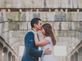 El matrimonio de Javiera y Gustavo