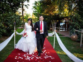 El matrimonio de Nataly y David 3