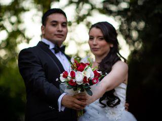 El matrimonio de Nataly y David