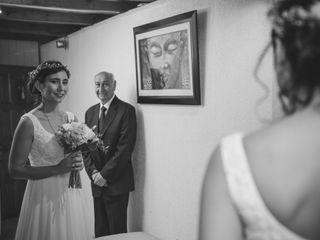 El matrimonio de Natalia y Francisco 3