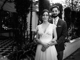 El matrimonio de Natalia y Cristóbal