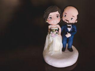 El matrimonio de Sandra y Pablo 2
