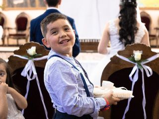 El matrimonio de Eunises  y Antonio  2