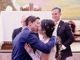 El matrimonio de Eunises  y Antonio
