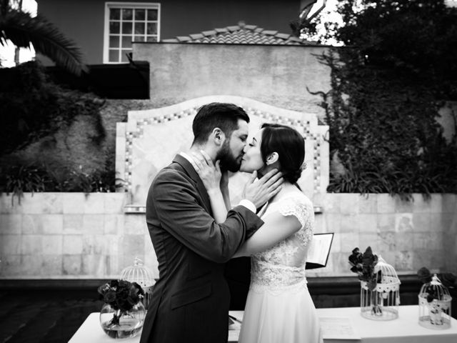 El matrimonio de Natalia y Cristobal