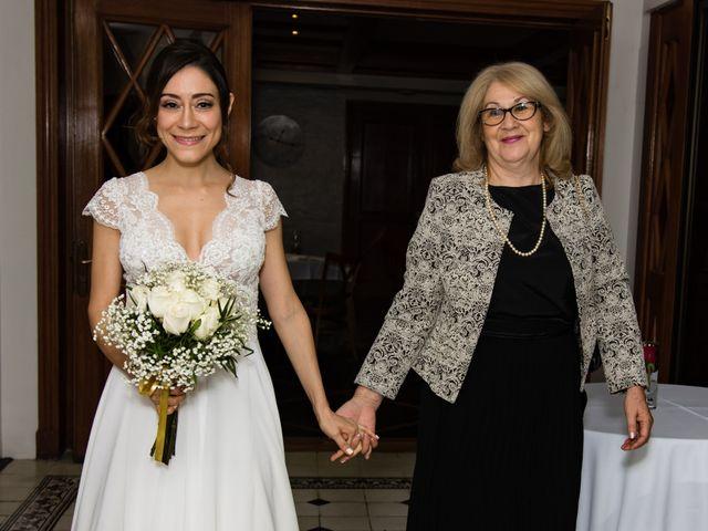 El matrimonio de Cristóbal y Natalia en Providencia, Santiago 11