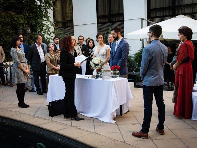 El matrimonio de Cristóbal y Natalia en Providencia, Santiago 14