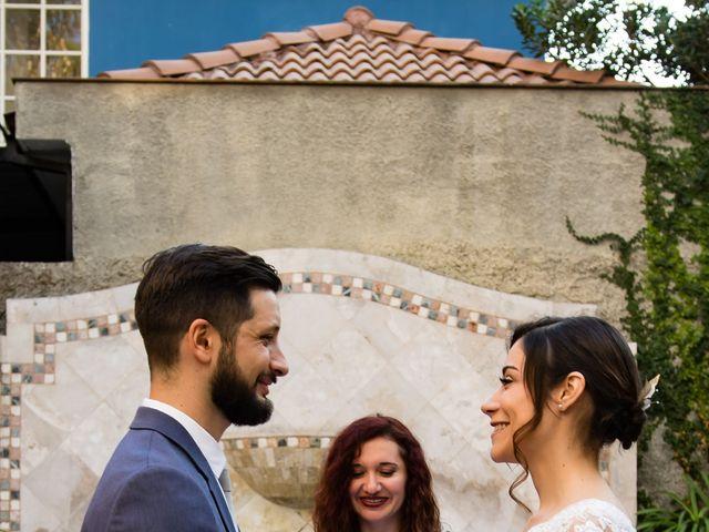 El matrimonio de Cristóbal y Natalia en Providencia, Santiago 15