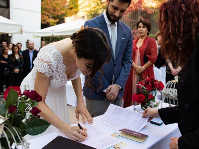 El matrimonio de Cristóbal y Natalia en Providencia, Santiago 17