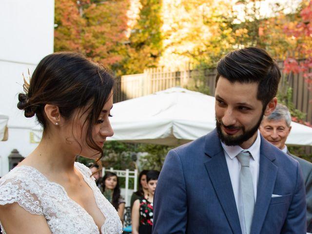 El matrimonio de Cristóbal y Natalia en Providencia, Santiago 18
